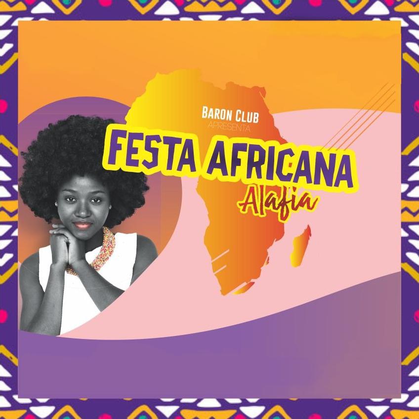 Festa Africana celebra o Dia Internacional da África
