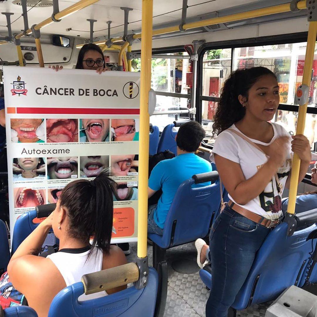 Prevenção do câncer de boca na Amazônia